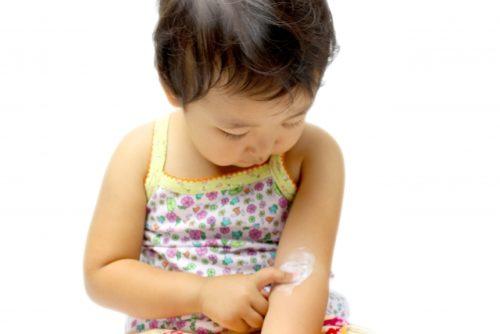 乳児湿疹 プロペト